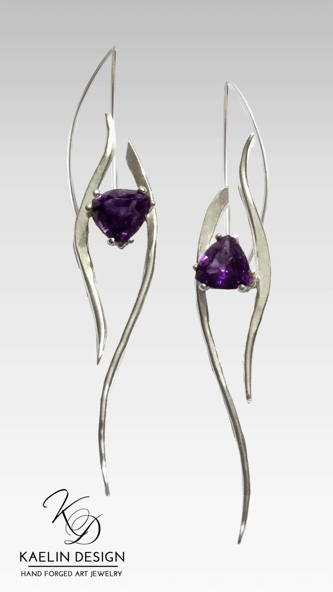 amethyst-earrings