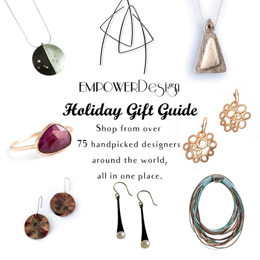 Empower Design Artisan Jewelry Gift Guide